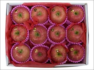 ふじりんご 12個入り