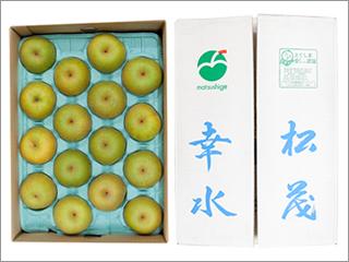 幸水 32個入り(16個×2段) 徳島産