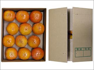 柿 3Lサイズ 7.5kg入り(12個) 奈良産